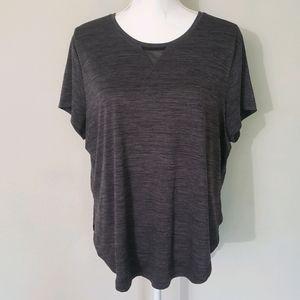 Danskin Now Women's Plus Size Active Shirt